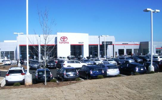 Nalley Toyota of Roswell 1
