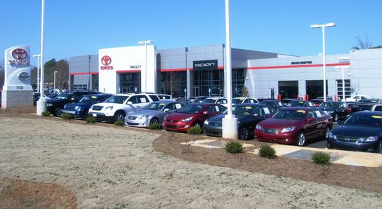 Nalley Toyota of Roswell 3