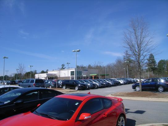 Mall of Georgia Mazda car dealership in Buford, GA 30519 ...