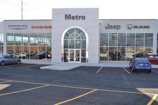 Metro Chrysler Dodge Jeep Ram Chicopee MA Car - Chrysler dealers in ma