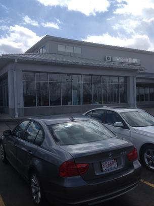 Wagner Bmw Of Shrewsbury Shrewsbury Ma 01545 Car