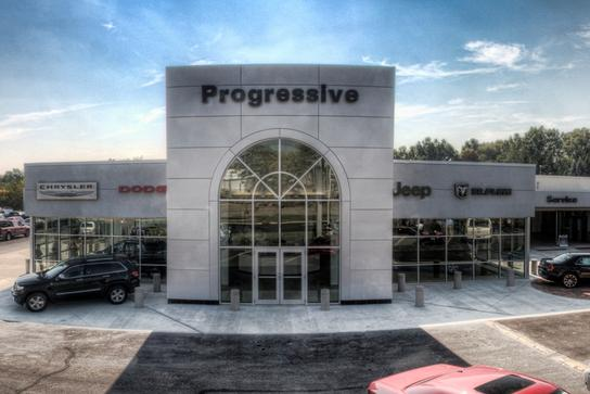 Progressive Chrysler Dodge Jeep RAM Truck 1