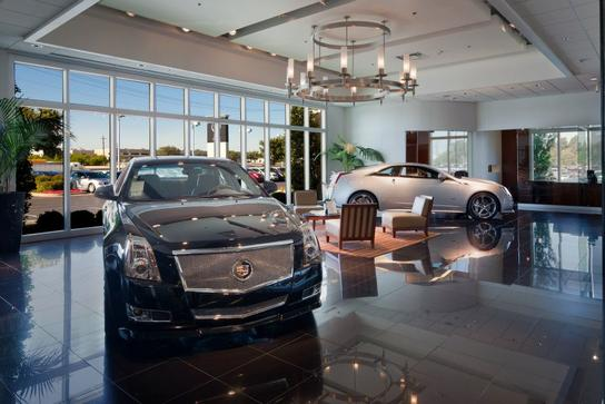 Sewell Cadillac Of Grapevine Grapevine Tx 76051 Car Dealership