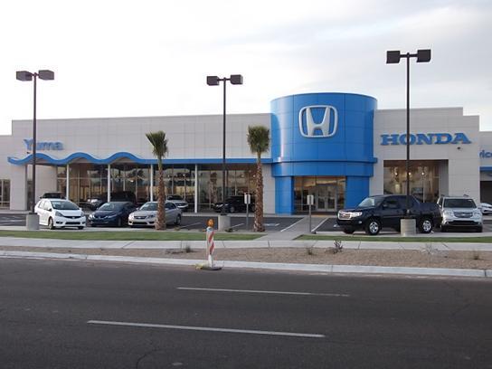 yuma honda car dealership in yuma az 85365 3429 kelley