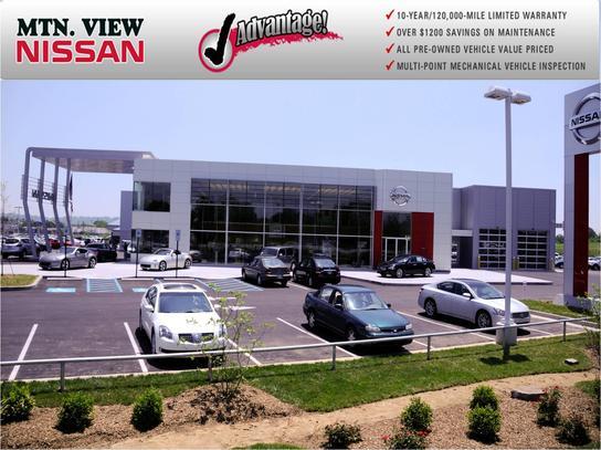 mountain view nissan super center car dealership in chattanooga tn 37408 2636 kelley blue book. Black Bedroom Furniture Sets. Home Design Ideas