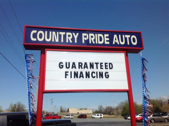 Country Pride Auto 1