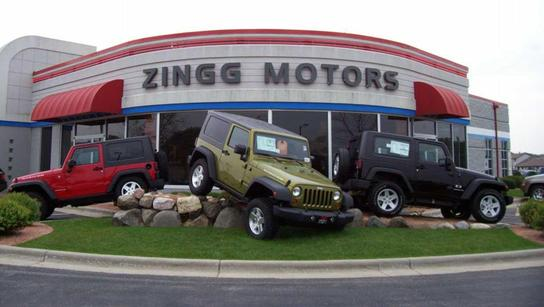 Zingg Motor Corporation Whitewater Wi 53190 Car