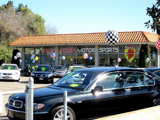 Bay Area Motorsports Hayward Ca 94541 Car Dealership