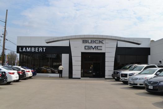 Lambert buick coupons
