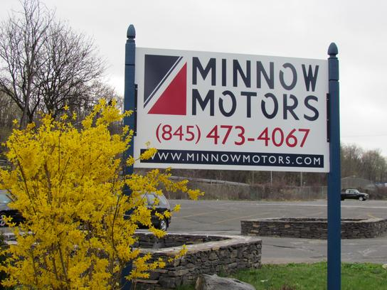 Minnow Motors