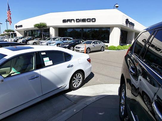 Lexus San Diego 1