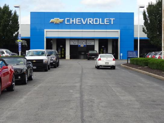Find Finance At Lou Fusz Chevrolet In Saint Peters Mo | Autos Post