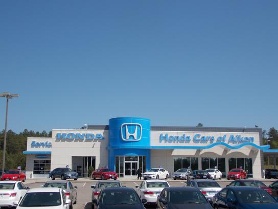 Honda Cars of Aiken 2