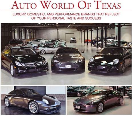 auto world of texas car dealership in houston tx 77008 kelley blue book. Black Bedroom Furniture Sets. Home Design Ideas
