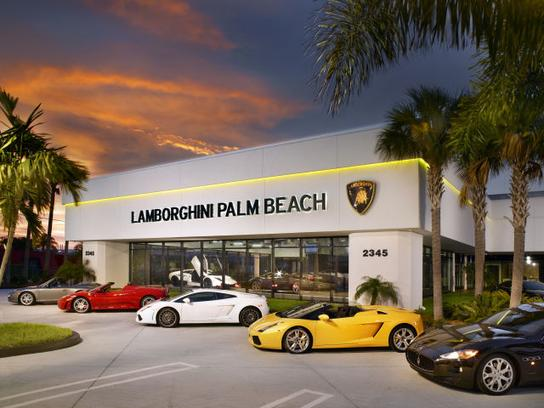 Lamborghini Palm Beach West Palm Beach Fl 33409 4001