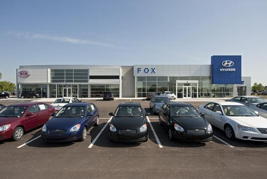 Fox hyundai kia grand rapids mi 49512 car dealership for Hyundai kia motor finance