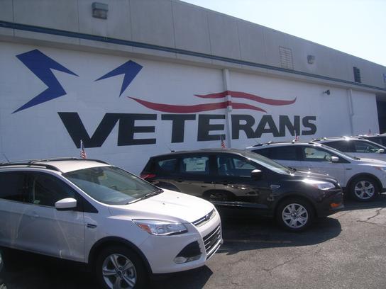 Veterans ford ford dealership in metairie la for Honda dealership metairie