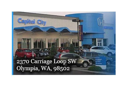 About capitol city honda in olympia wa 98502 kelley for Honda dealers in washington state