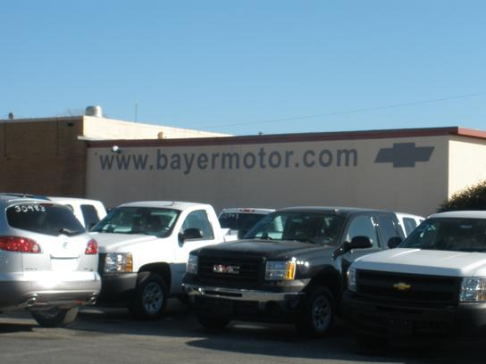 Bayer chevrolet ford gmc buick new cars used cars autos post for Bayer ford motor company