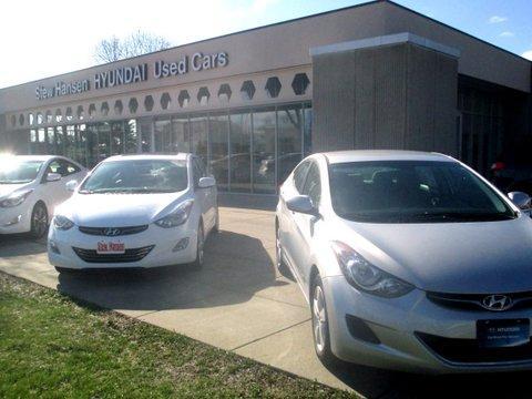 Stew Hansen Hyundai Des Moines Ia 50325 Car Dealership