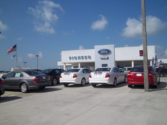 Pioneer Ford Bremen Ga 30110 1970 Car Dealership And