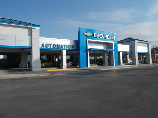 AutoNation Chevrolet North Richland Hills 1