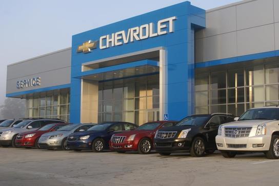 Service Chevrolet Cadillac : Lafayette, LA 70506 Car
