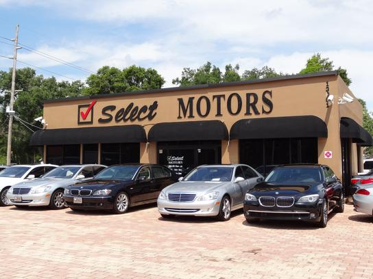 select motors of tampa tampa fl 33612 car dealership
