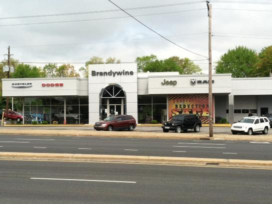Brandywine Chrysler Jeep Dodge Ram Wilmington DE Car - Chrysler jeep dodge dealer