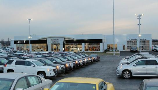 Laura Buick GMC, Inc. car dealership in Collinsville, IL 62234 - Kelley Blue Book