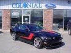 Colonial ford car dealership in plymouth ma 02360 for Tracy motors plymouth massachusetts