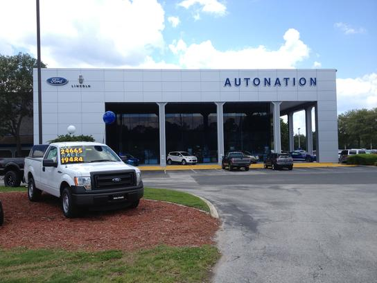 autonation ford lincoln orange park car dealership in jacksonville fl. Cars Review. Best American Auto & Cars Review