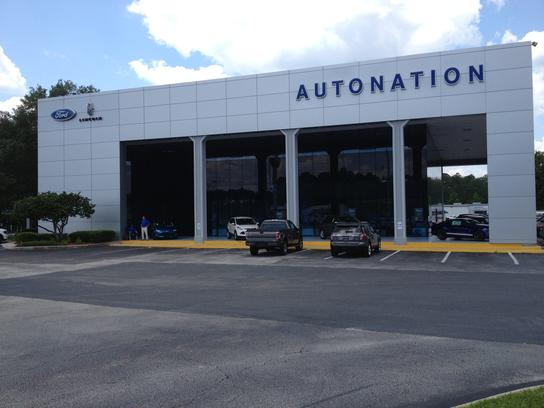 AutoNation Ford Lincoln Orange Park 2