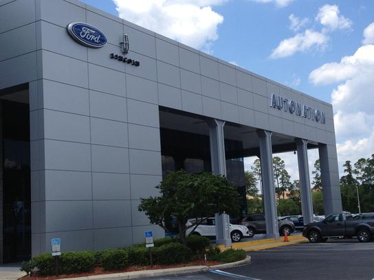 AutoNation Ford Lincoln Orange Park 3