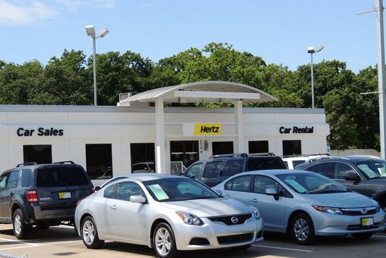 Hertz Car Sales Irving car dealership in Irving, TX 75061 - Kelley ...