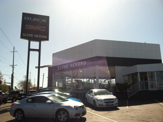 clyde revord motors car dealership in everett wa 98203