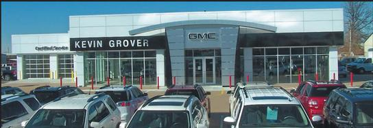 Kevin Grover GMC 3