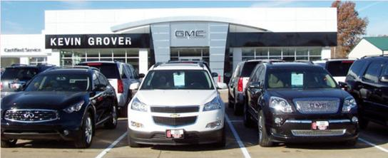 Kevin Grover GMC