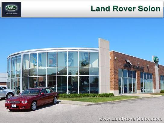 jaguar cleveland land rover solon car dealership in solon oh 44139 kelley blue book. Black Bedroom Furniture Sets. Home Design Ideas