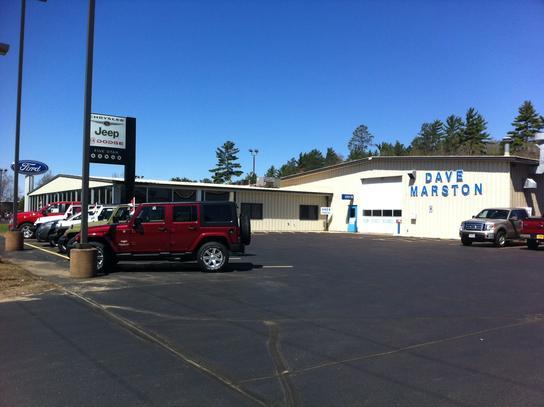 dave marston motors car dealership in minocqua wi 54548