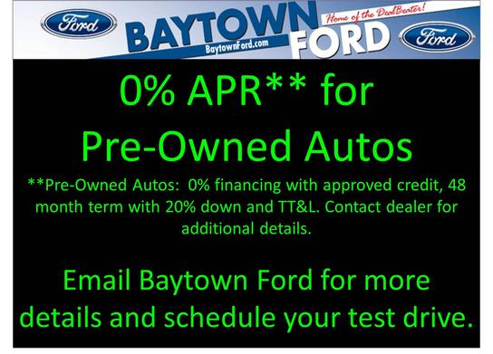 Baytown Ford  Baytown TX 77521 Car Dealership and Auto Financing - Autotrader  sc 1 st  Auto Trader & Baytown Ford : Baytown TX 77521 Car Dealership and Auto ... markmcfarlin.com