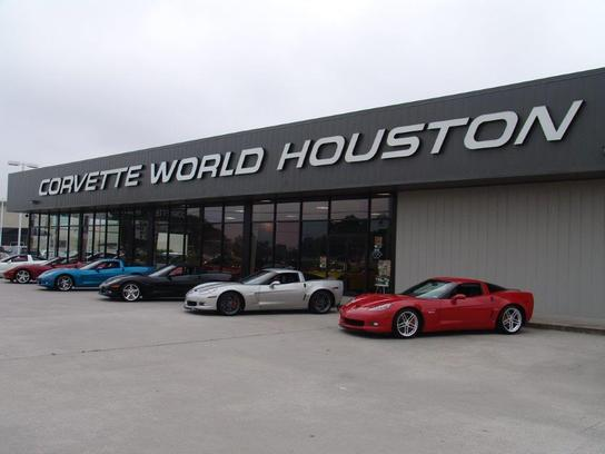 Houston Car Dealerships >> Corvette World Houston Houston Tx 77090 Car Dealership And