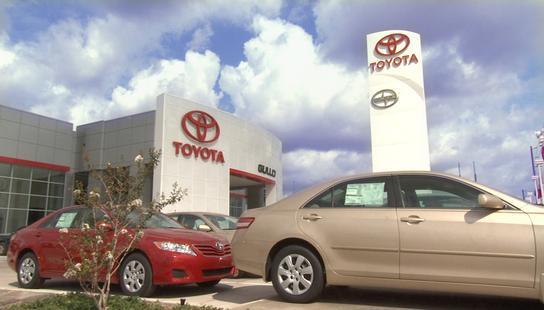 Gullo Toyota Conroe Tx 77304 2627 Car Dealership And