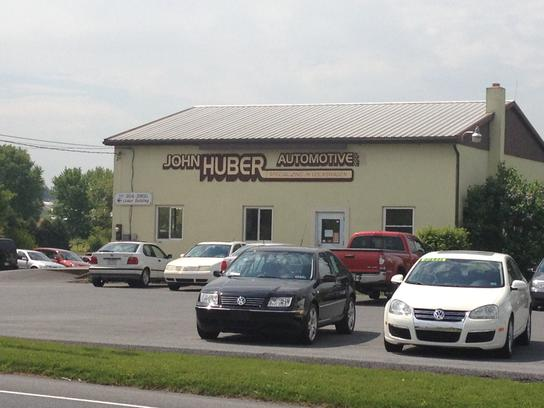 John Huber Automotive New Holland Pa 17557 Car