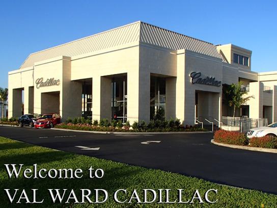 val ward cadillac car dealership in fort myers fl 33907 kelley blue book. Black Bedroom Furniture Sets. Home Design Ideas