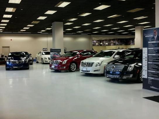 Herb Chambers Cadillac Car Dealership In Warwick, RI 02886