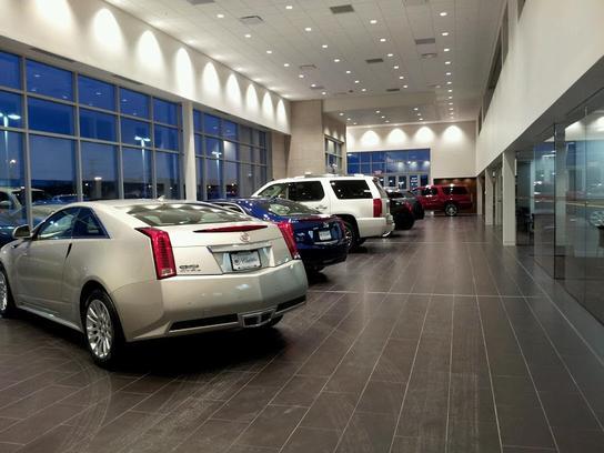 Herb Chambers Cadillac : Warwick, RI 02886 Car Dealership