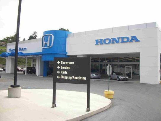 Thomas Honda