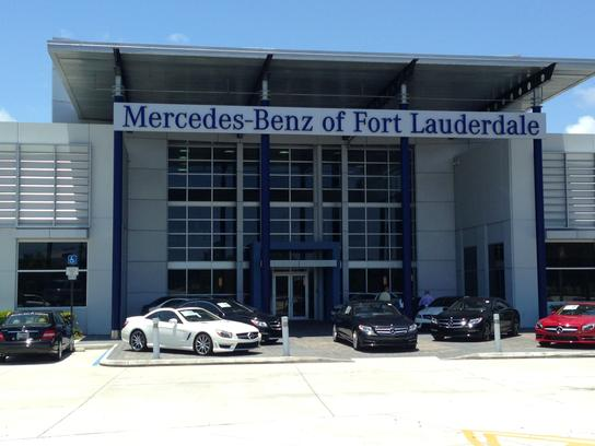 Mercedes benz of fort lauderdale car dealership in fort for Mercedes benz dealers in florida