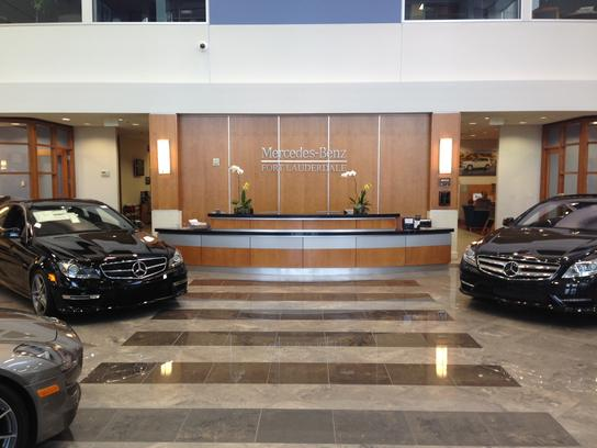 mercedes benz of fort lauderdale car dealership in fort lauderdale fl. Cars Review. Best American Auto & Cars Review